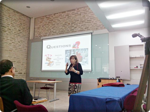 Rosario González IBMC