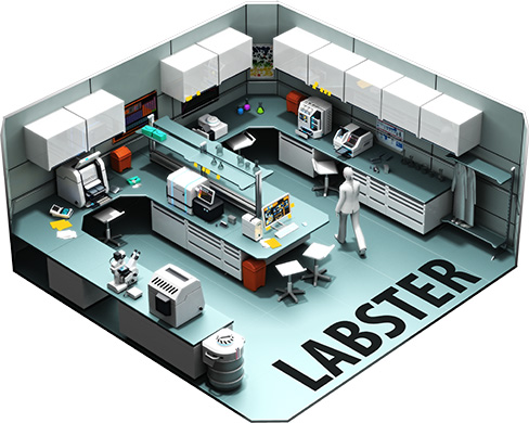Labster IBMC